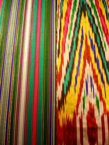 Uzbek Embassy Cloths