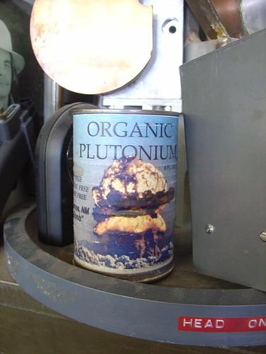 Organic Plutonium