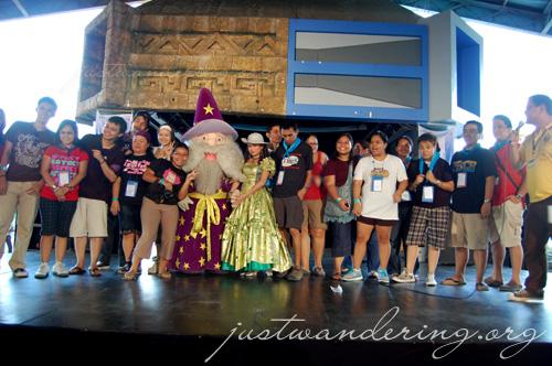 Magiclympics at Enchanted Kingdom 09