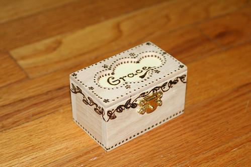 Grace's box