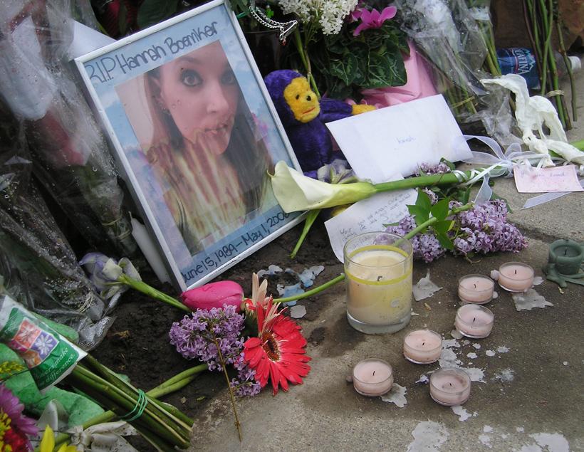 Hannah Boemker Memorial 2