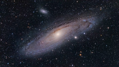 M31 Andromeda Galaxy (igorfp) Tags: sky abstract black nova night clouds giant spiral star glow hole infinity space ngc over deep super gas telescope creation andromeda galaxy nebula astrophotography m33 astronomy triangulum plasma outer supernova tri 221 universe ngc224 cosmos blackhole hdr core deepspace brilliance celestial shimmer astrophoto 205 galactic 224 elliptical nebulae m32 m110 ngc221 ngc205 Astrometrydotnet:status=solved competition:astrophoto=2009 Astrometrydotnet:version=11264 Astrometrydotnet:id=alpha20090540113310