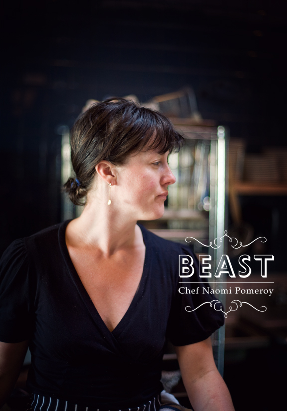 Beast Naomi Pomeroy