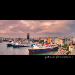 Port of Pireaus Athens Greece (j glenn montano 3) Tags: port glenn athens greece montano pireaus justiniano
