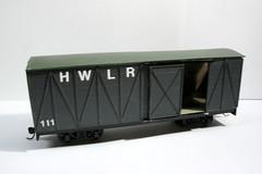 HWLR bogie van 111