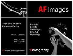 AF images  the new kids on the block... :-) http://www.afimages.artdealers.com/ (Fernando Farfan.ca) Tags: photography cool designer cheap desing newkidsontheblock selfpromotion flayer firstwetakemanhattan afimagesottawa ottawaherewogo