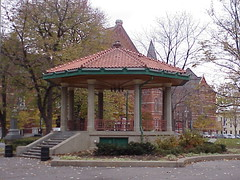 Washington Park bandstand (by: City of Cincinnati)