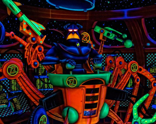 Buzz Lightyear - Evil Emperor Zurg | Flickr - Photo Sharing!