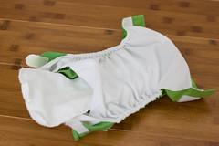 Bum Genius 3.0 cloth diaper with pocket insert