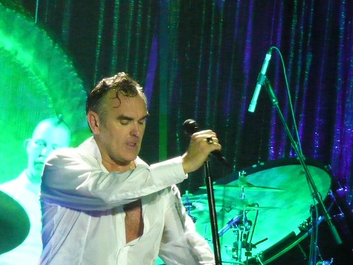 MORRISSEY / DOLL & THE KICKS - Offenbach, Capitol (09.06.2009)