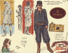 Page 16 (tanaudel) Tags: portrait art moleskine illustration pen self sketch costume mask drawing sketchbook pirate page convention marker adelaide masquerade southaustralia chocloate haighs conjecture natcon jasonnahrung