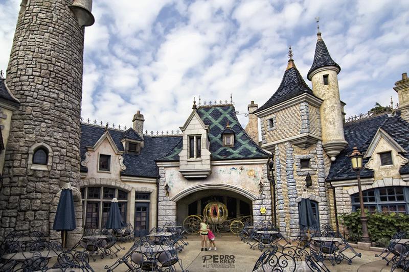 Disneyland Paris - ¿Calabaza o Carroza? : Just MAGIC!!