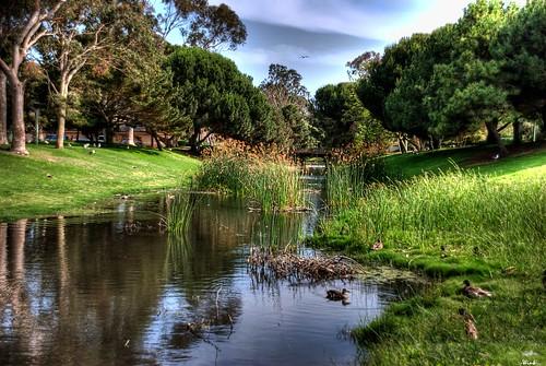Walter B Moranda Park