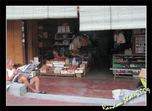 Grocery Shop Sitiawan