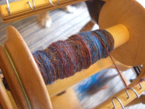 Current Spinning WIP