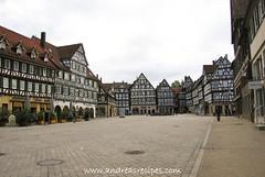 Schorndorff Marktplatz