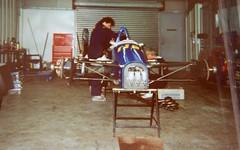 Andrea De Cesaris - Rial - Silverstone 1988