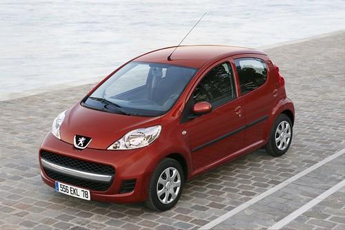 Peugeot 107 2009 2