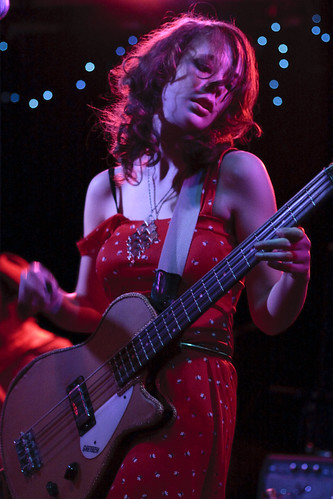 Jessi Darlin of Those Darlins