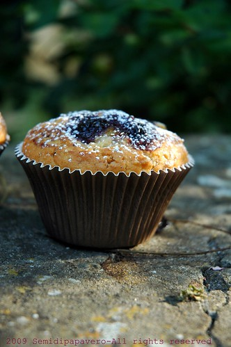 Un muffin..