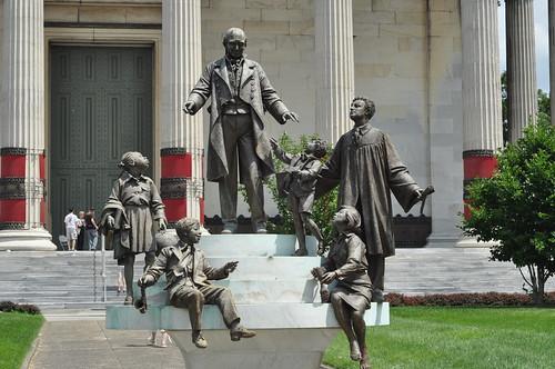 girard college statue