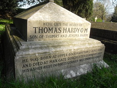 Rem 96 (Philip Snow) Tags: grave thomas hardy