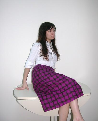 Vintage Pencil Skirt!