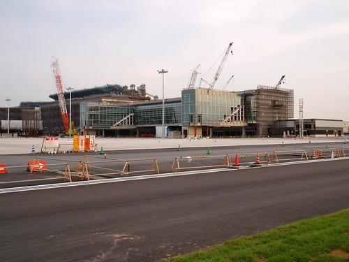 Haneda, Nueva Terminal Internacional