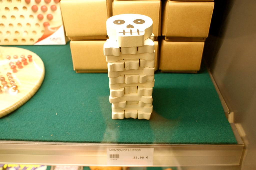 monton de huesos