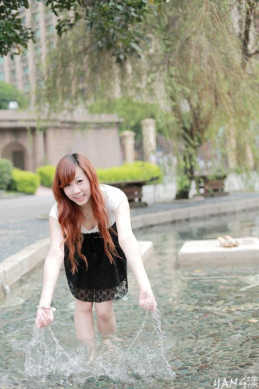 曼曼◆就是要去水博館