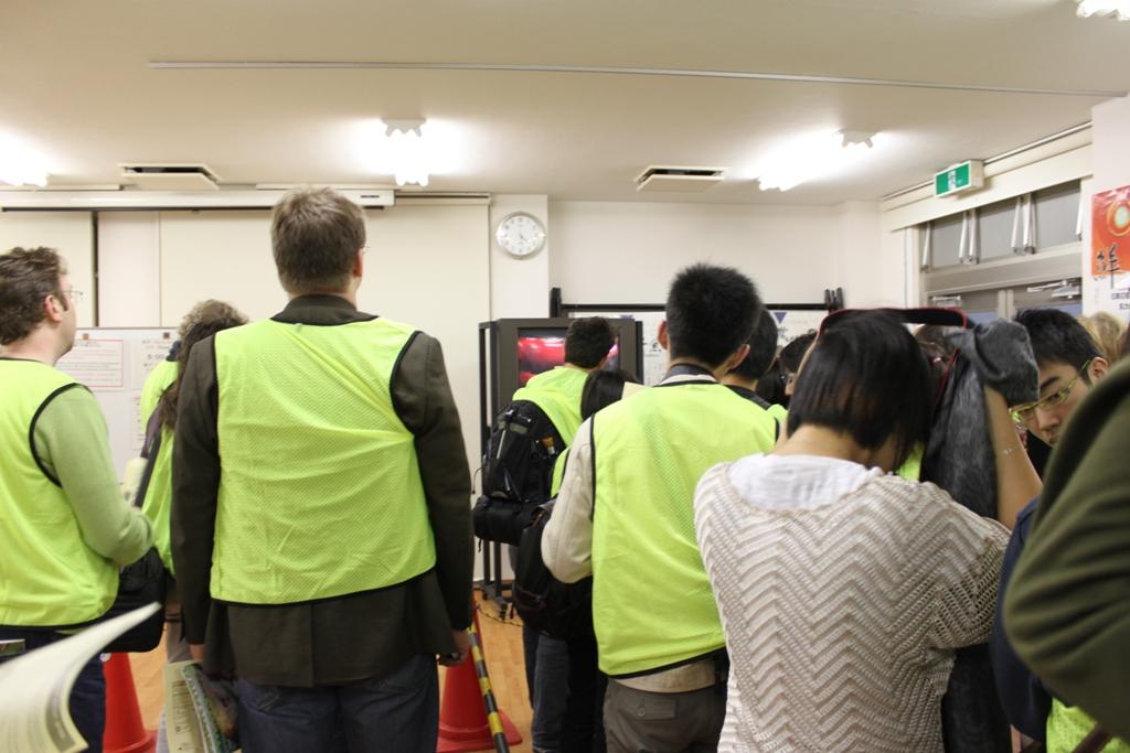 Tsukiji- Tuna Auction Observation Trip