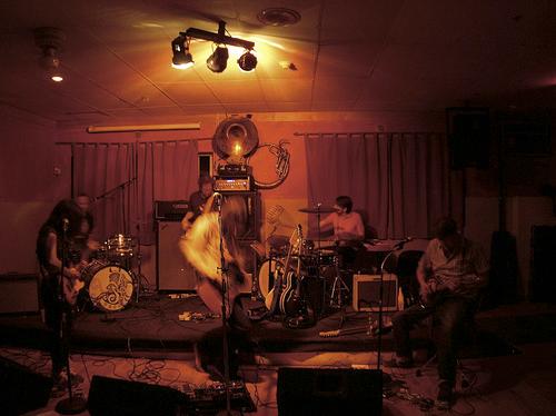 BRP @ PA's lounge 8/21/08