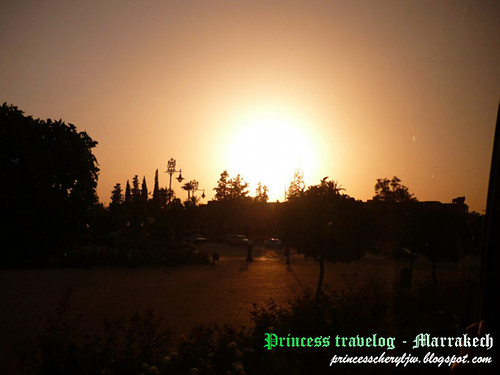 marrakech sunset 6