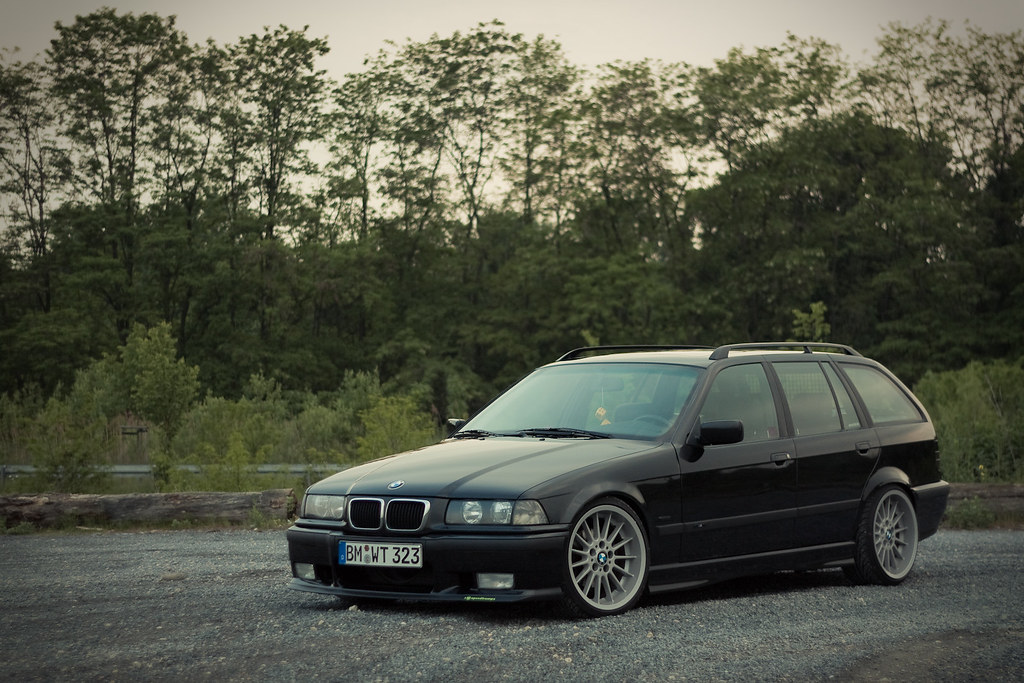 E36 S With 18 S Stanced Out Pics Please