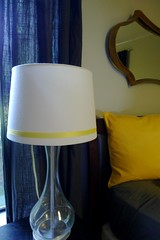 Lamp Yellow Ribbon