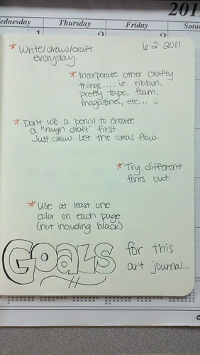 30 Day Journal Challenge (2011) - Prompt 2 by kaylasoukie