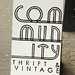 Community Thrift & Vintage © Scout Magazine