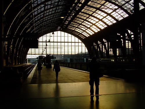 centraal railway station