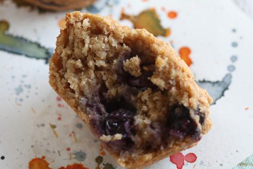 Oatmeal Blueberry