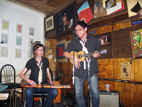 Jacques Hammer & Wanda Drug at the P&H, Memphis