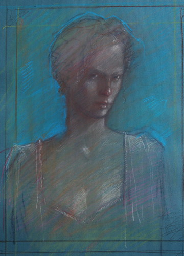 Pastel Study Two