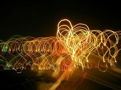 Hearts of light.... (by Loca....)
