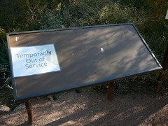 Temporarily Out of Service (alist) Tags: phoenix garden botanical desert alicerobison