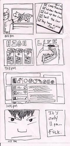 Hourly comics 3