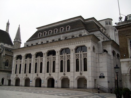 Guildhall Art Gallery, City, EC2 by Ewan-M.