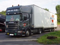 Scania 164 480 (Air - Cargo) Tags: de jan air transport cargo rijk