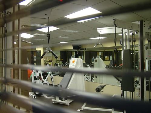 Tigers gym
