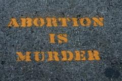 Abortion is Murder (25•365)