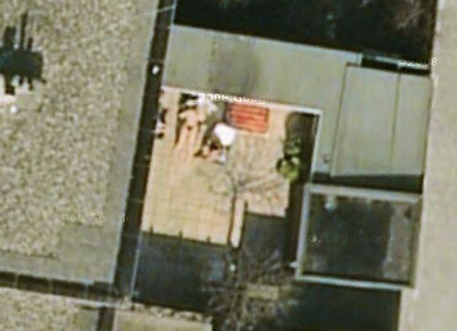Not pleasant People caught naked on google earth