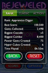 Bejeweled 2 - Scores - Rank